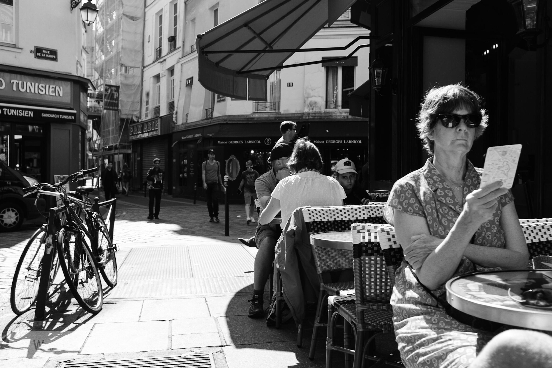 Cafe planning